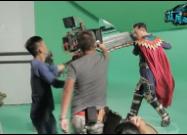 古天乐拍摄《贪玩蓝月》广告视频花絮